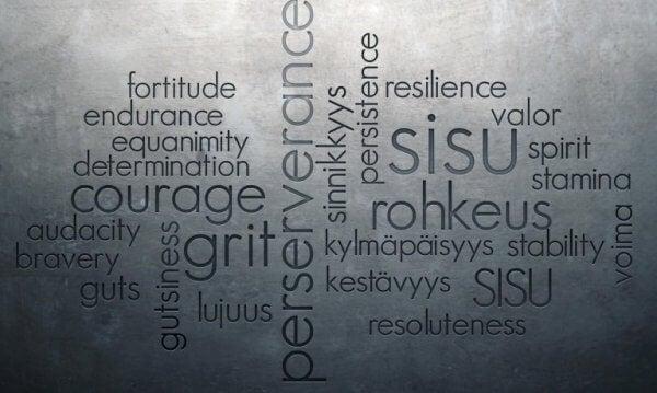 Blandning av ord