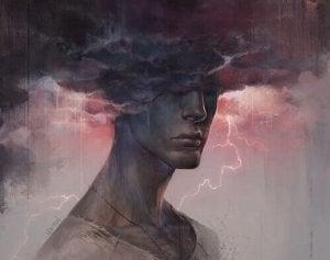 Huvud i moln