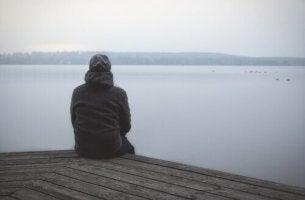 Person med schizoid personlighetsstörning