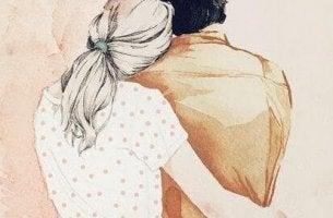 Det man behöver då man är ledsen