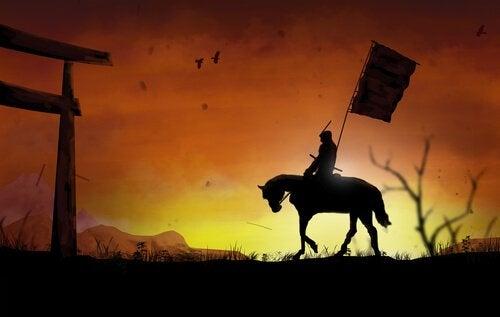 Samuraj på häst