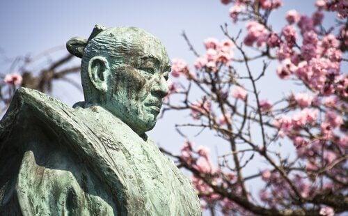 Den gamle samurajen – hur man svarar på provokation