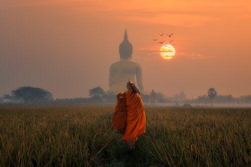 Buddhistisk psykologi: hantera smärtsamma känslor