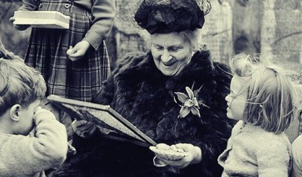 Maria Montessori – 10 av hennes bästa citat
