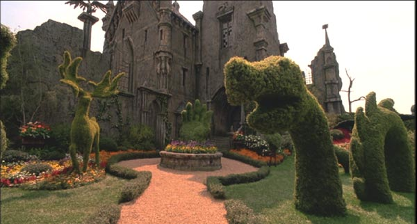 Edwards trädgård
