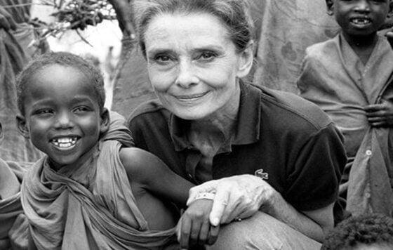 Hepburns humanitära arbete