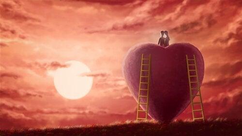 Den hälsosamma kärlekens sju pelare