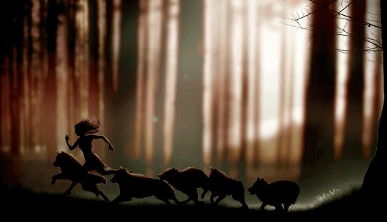Kvinnor som slår följe med vargarna – 7 citat från boken