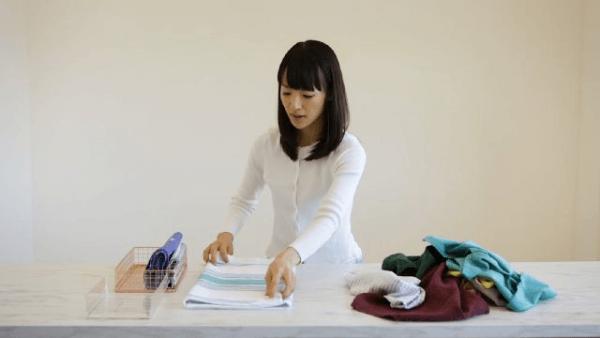 Organisera hem och liv på samma gång – Marie Kondo