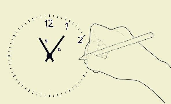 Klocktestet: en metod för att upptäcka Alzheimers tidigt