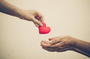 Att vara snäll mot andra kommer också att vara fördelaktigt för dig själv