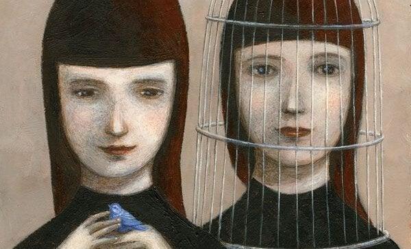 Narcissistiska familjer skapar emotionell smärta