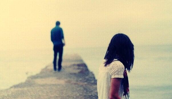 Då jag nästan glömde att jag inte älskar dig längre