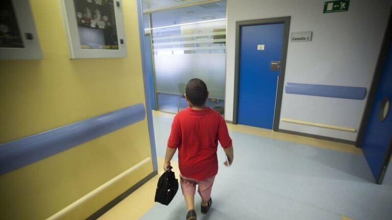 Ruben Dario Avalos på sjukhuset