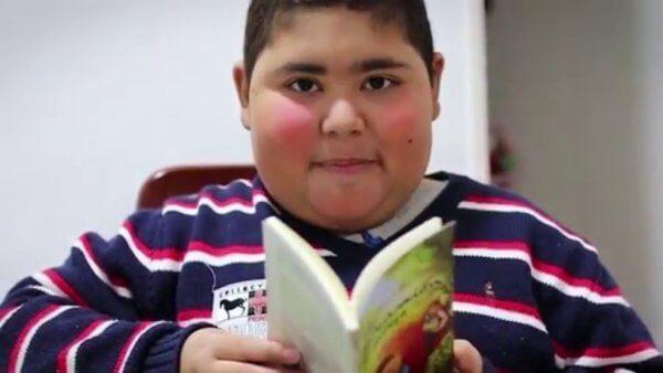 Pojken som visade oss att läsning är medicin