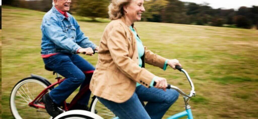 Äldre är lyckligare