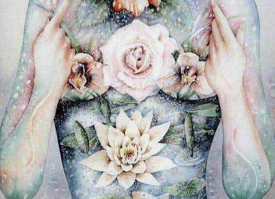 Bestäm dig för att älska din kropp, oavsett dess form