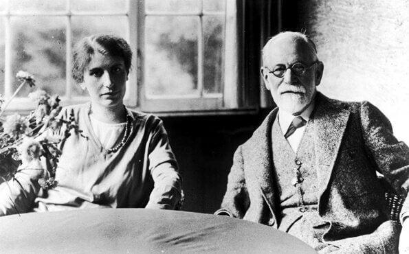 Anna Freuds arbete i skuggan av Sigmund Freud