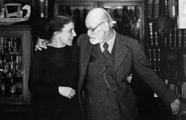 Anna och Sigmund