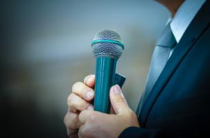 Att tala inför folk
