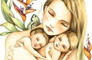 Att vara mamma