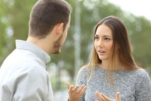 Diskuterande par