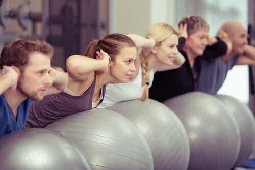 6 psykologiska fördelar med pilates
