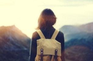 Fördelarna med att resa ensam