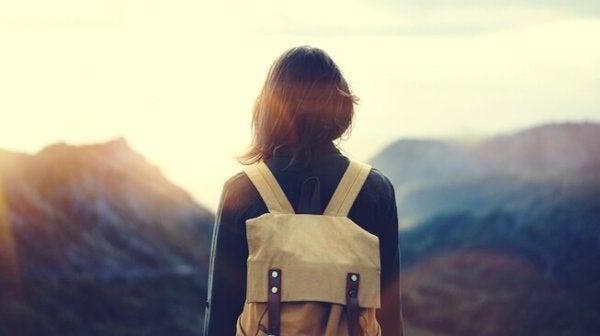 Fem fördelar med att resa ensam