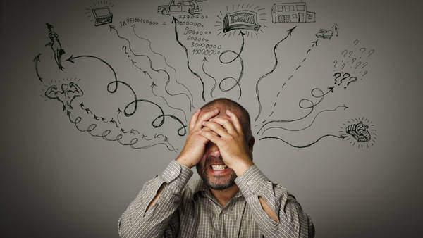 Lågt kortisol orsakar förvirring