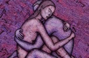 Mellanpersonlig synkronicitet och kramar