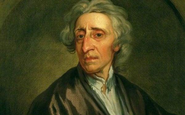 Porträtt av Locke