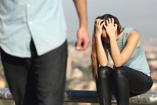 Galenskapen som är svartsjuka i relationer