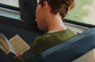 Vi är böckerna vi läser