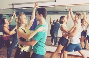 Dans är en av de aktiviteter som hjärnan älskar mest