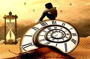 slösa tid