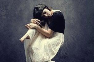 Att gömma sina känslor