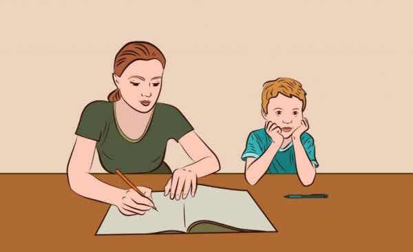 5 tips för att hjälpa barn med läxor