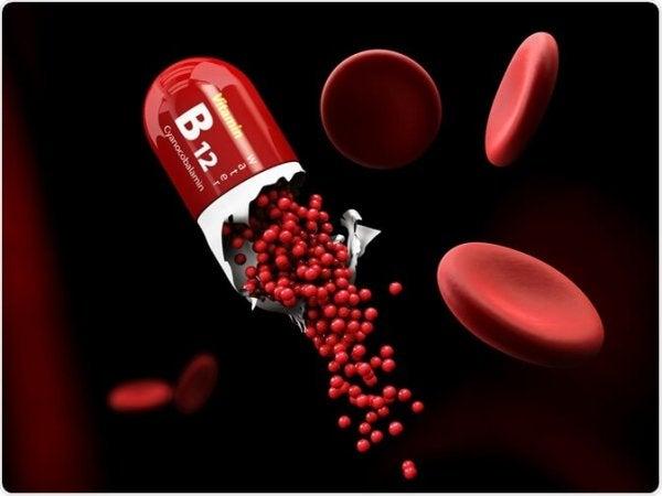Vitamin B12-brist och hur det påverkar hjärnan