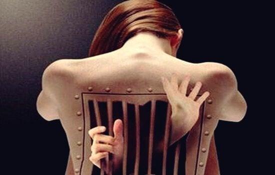 Kroppen är själens fängelse
