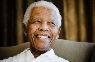 Mandelaeffekten har fått sin namn från Nelson Mandela.
