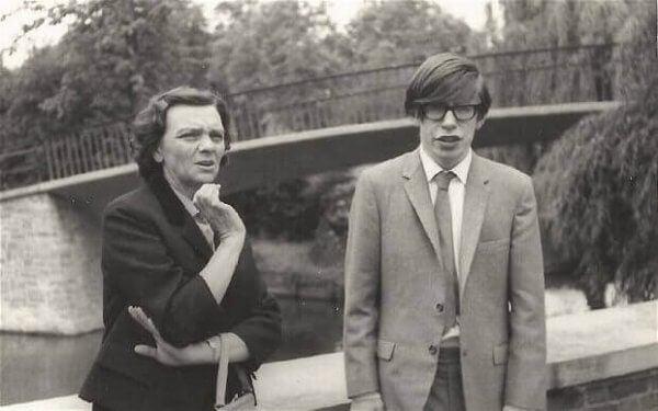 Ung Stephen Hawking