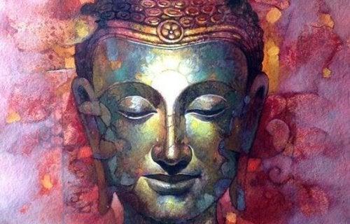 9 buddhistiska ordspråk för inre lugn