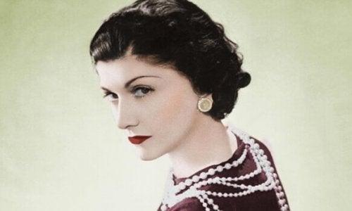 10 värdefulla lärdomar från Coco Chanel