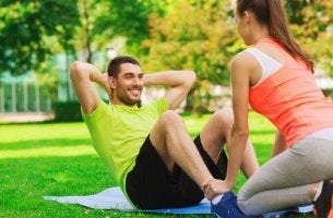 Ditt psykologiska tillstånd förbättras av träning.