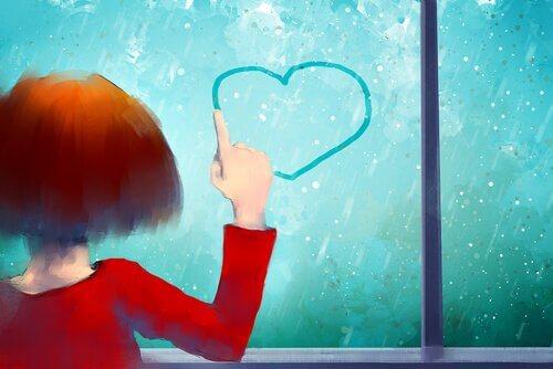 Det är viktigt att ge sig själv tid och kärlek