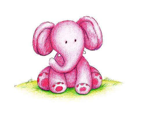 Andas som en elefant