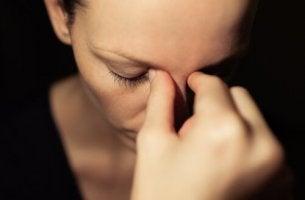 Att tänka för mycket är inte hälsosamt