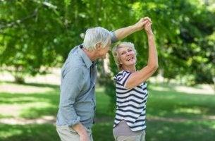 Dans kan hjälpa hjärnan