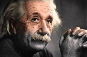Einstein om personlig utveckling